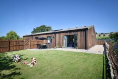 Gulval Farm Cottages -The Flower Box - Garden