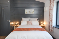 Gulval Farm Cottages - The Flower Box - The Master Bedroom