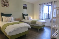 Gulval Farm Cottages - The Lily Pad - The Twin Room