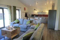 Gulval Farm Cottages - The Lily Pad - The Kitchen