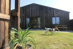 Gulval Farm Cottages - The Lily Pad - Garden