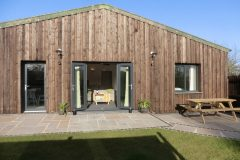 Gulval Farm Cottages - The Lily Pad - The Garden